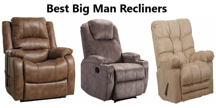 Best Big Man Recliners