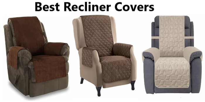 Best Recliner Covers