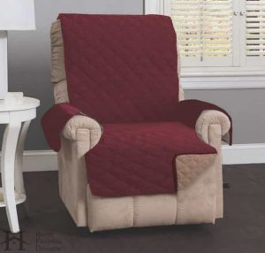 Home Fashion Recliner Cover
