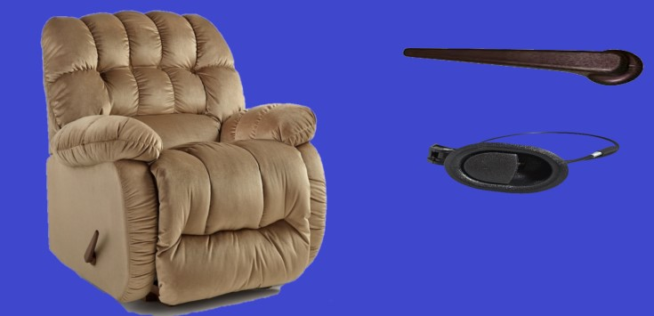 How to Fix Recliner Pull Handle