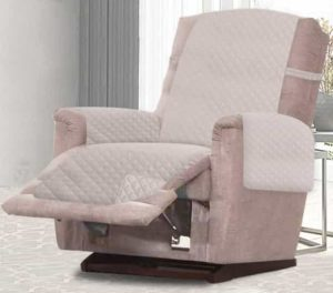 Rose Home Fashion Recliner Chair Cover