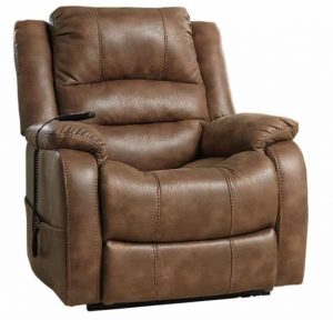 Signature Design by Ashley Oversized Big Mans Recliner