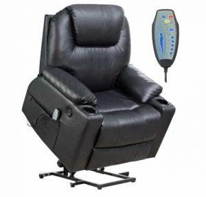 Best Massage Store Electric Power Massage Wall Hugger Recliner Chair