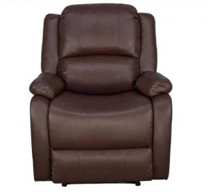 RecPro Charles Collection Zero Wall RV Recliner - Wall Hugging Recliner