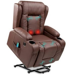 Best Choice Products Electric Power Lift Recliner Massage Chair