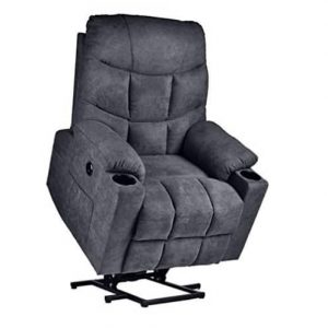 IPKIG Power Lift Recliner Chair for Elderly with Massage and Heating