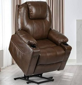 YITAHOME Power Lift Chair with Heat and Massage